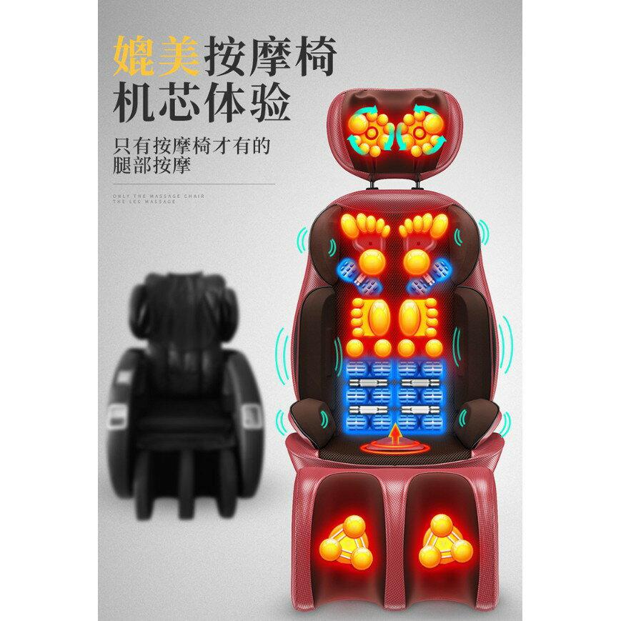 本博(4d)全自動電動按摩椅 小型按摩器 - 多種顏色規格可選