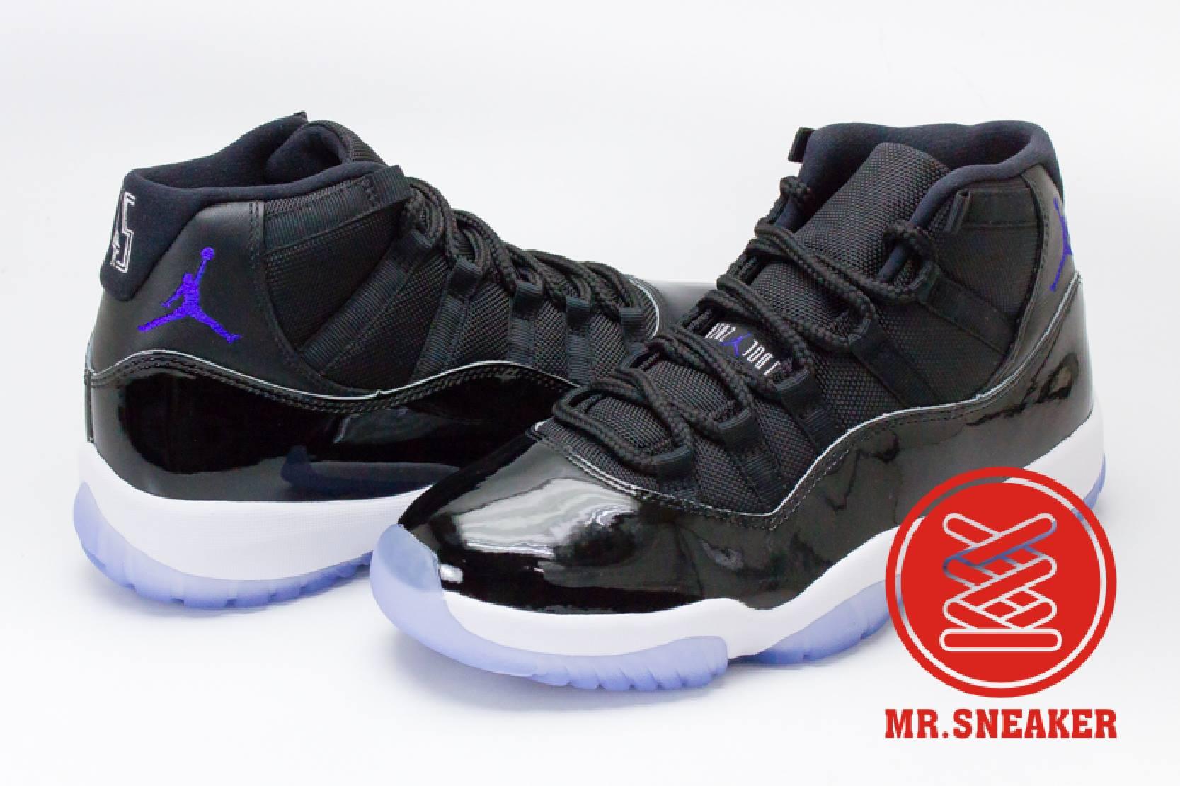 ~Mr.Sneaker~ NIKE Air Jordan 11 Space Jam 怪物奇