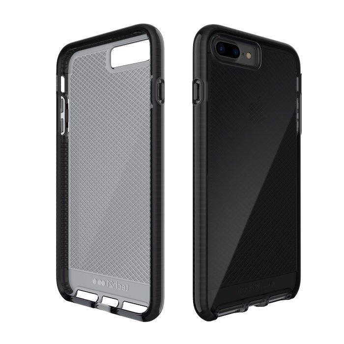 Tech21 英國超衝擊 Evo Check iPhone 7 7 Plus 防撞軟質格紋