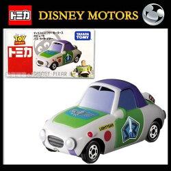 【Fun心玩】DS44995 麗嬰 正版盒裝 TOMICA TOMY 夢幻 巴斯光年 汽車 迪士尼 多美 小汽車