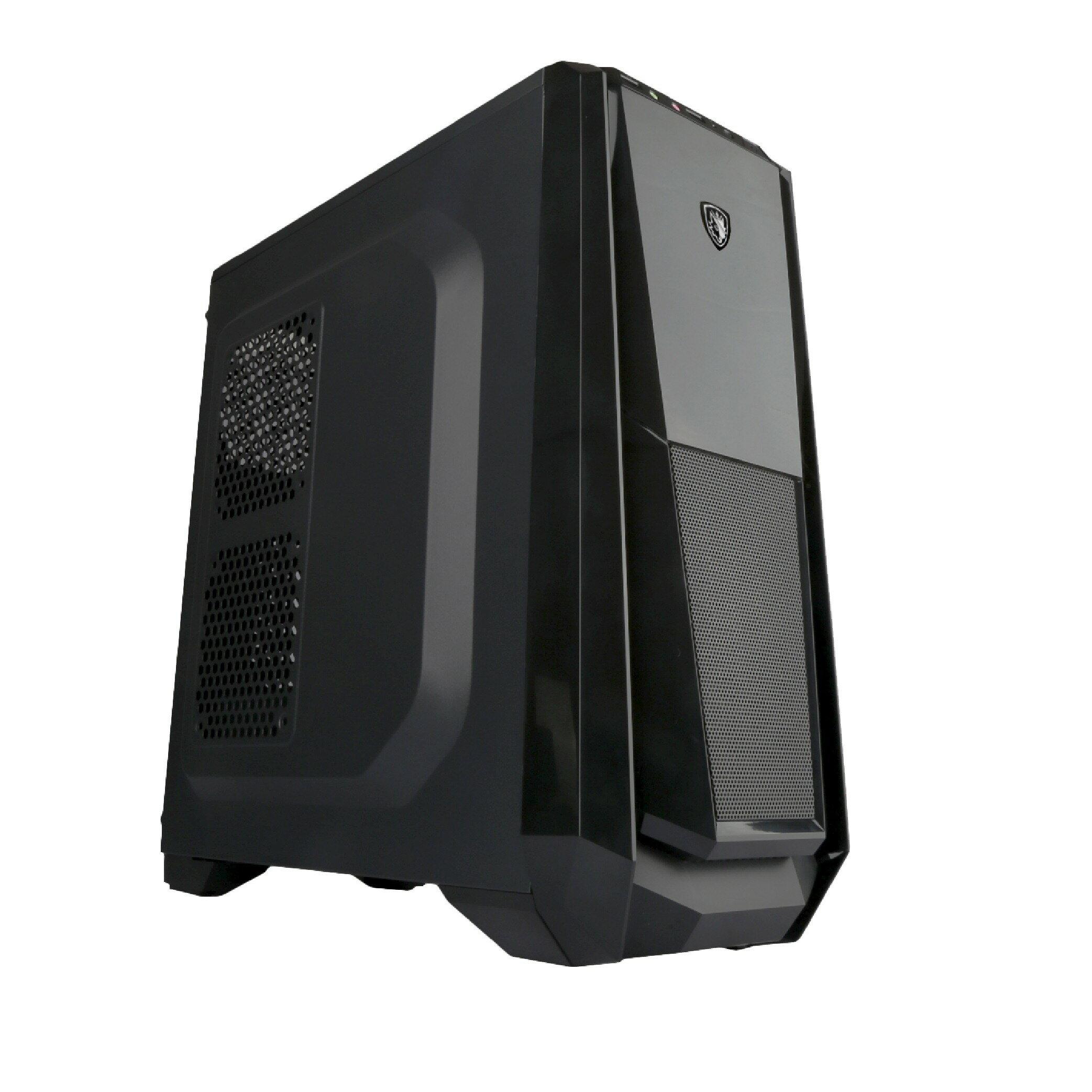 【迪特軍3C】立光代理 SADES 賽德斯【黑月】電腦機殼 機箱 另有 荷魯斯 巴風特 阿努比斯 圖坦卡門 狼王