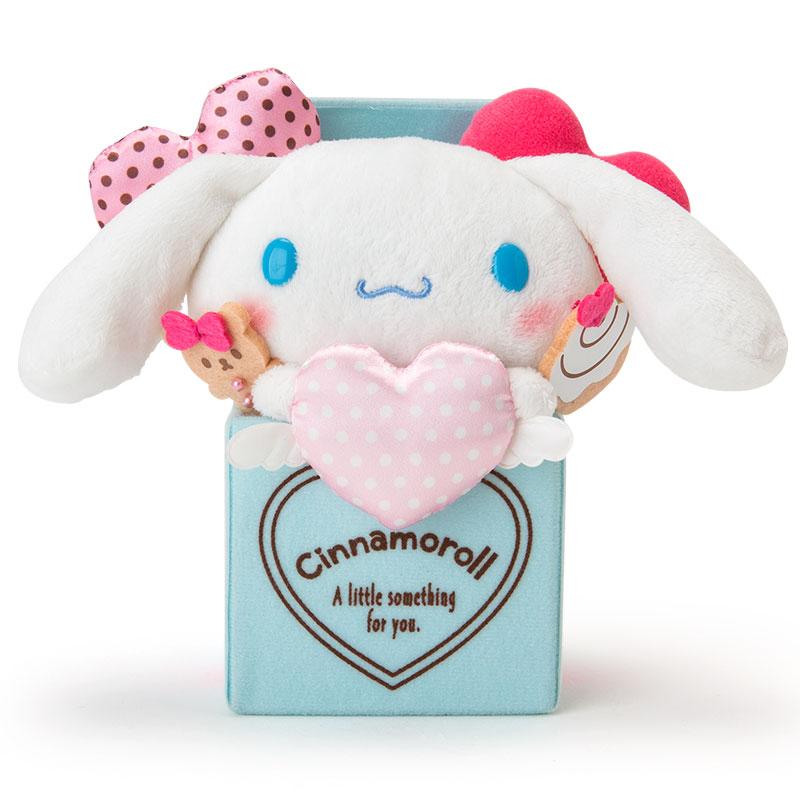 【真愛 】18012400019 小物收納盒-CN甜點愛心ABV 三麗鷗 大耳狗 喜拿狗 甜點娃娃盒 玩偶