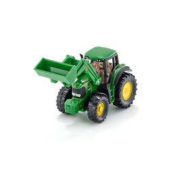 【Fun心玩】SU1341 麗嬰 德國 SIKU 1341 John Deere 挖土機 兒童 玩具 聖誕 生日 禮物