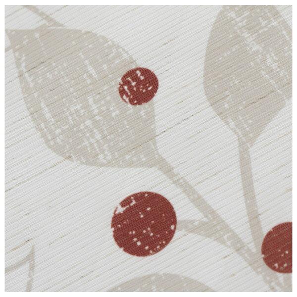 蕾絲窗簾 G HOLIDAY LEAVES OR 150×176 ×1 NITORI宜得利家居 3