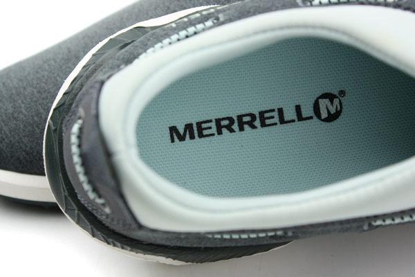 【MERRELL 8折 │全店領券滿2000最高現折$288│點數最高44倍】MERRELL 1SIX8 MOC 女鞋 灰綠色 健行鞋│休閒鞋 5