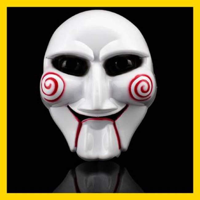 奪魂鋸 萬聖節 奪魂鋸 面具 面罩 蝙蝠小丑 杰森殺手 面具/眼罩/面罩 cosplay 變裝【塔克】