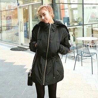 韓國進口羽絨外套
