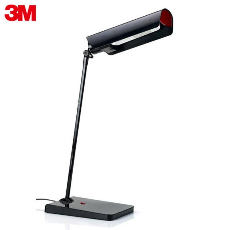 【3M】58°博視燈系列可替換式LED檯燈 ML6000(黑)3M-7100001337