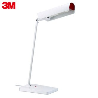 ★SS限定特殺★【3M】58°博視燈系列可替換式LED檯燈 ML6000(氣質白)