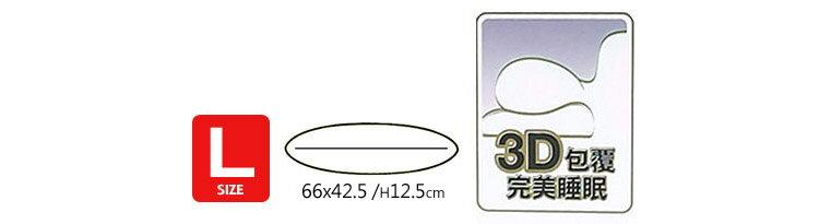 3M Filtrete 防蹣記憶枕心--平板支撐型(L) - 1