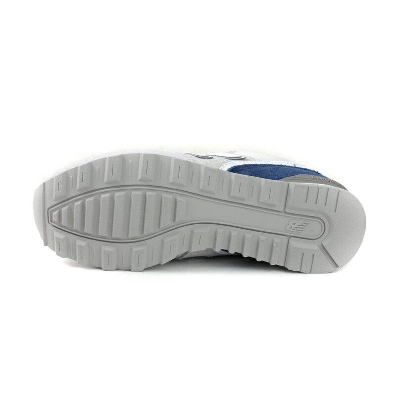 NEW BALANCE 996系列 運動鞋 復古鞋 灰 / 白 女鞋 窄楦 WL996BB-B no643 7
