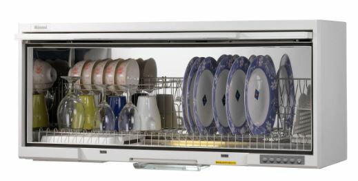 【品僑企業行】林內RKD-180UV(80cm紫外線殺菌)/RKD-190UV(90cm紫外線殺菌)懸掛式烘碗機