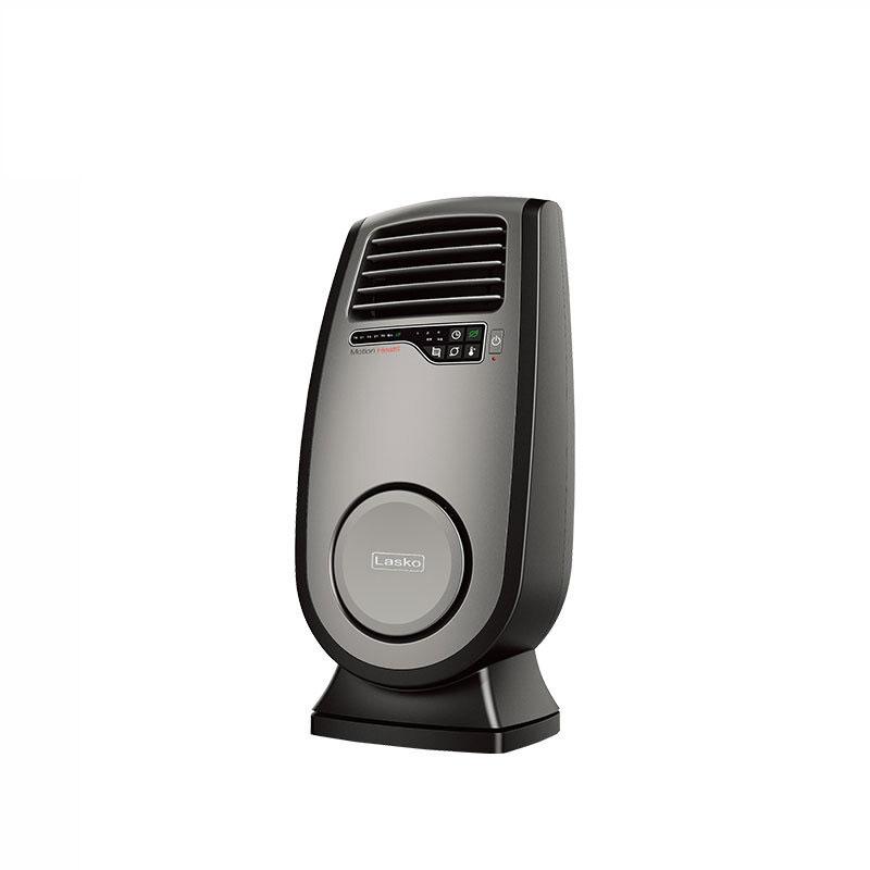 LASKO 黑麥克 3D熱波渦輪循環暖氣流多功能陶瓷電暖器CC23152TW 1