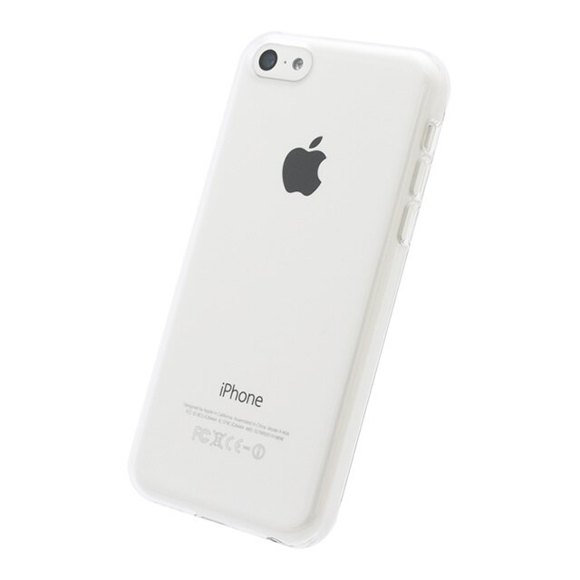 POWER SUPPORT iPhone 5C 專用 Air Jacket 透明殼