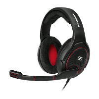 Sennheiser Game One Open Acoustic Over Ear Multi-Platform Gaming Headset - Black
