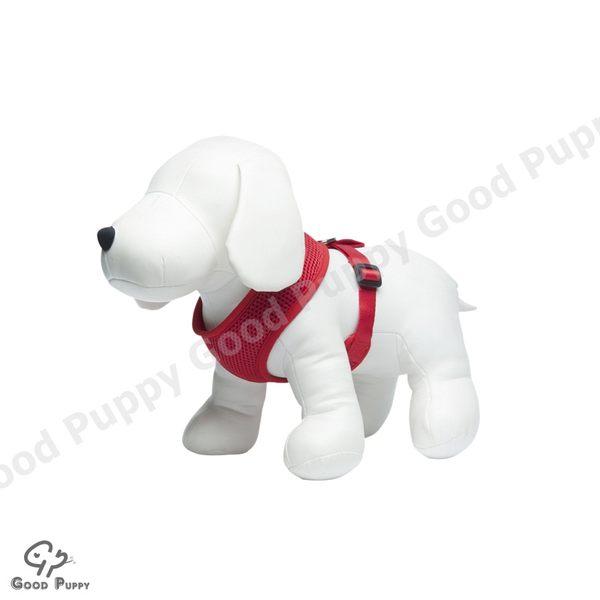 【Good Puppy】三明治運動風透氣馬甲-熱銷歐美保護寵物不被拉傷-5種顏色