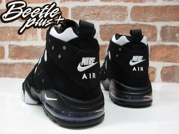 BEETLE NIKE AIR MAX 2 CB'94 BARKLEY GD 黑紫 巴克利 籃球鞋 305440-006 2