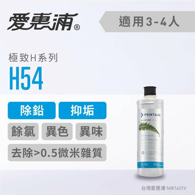【台灣愛惠浦】H54 濾心