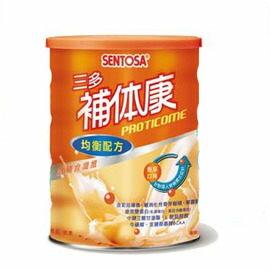 三多補体康均衡配方865g*6罐~加贈6小包(送完為止)