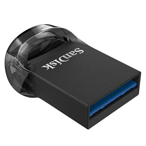 【公司貨】SanDisk 128GB Ultra Fit USB 3.1 CZ430 隨身碟 130MB / s cz43後繼 典雅黑 SDCZ430-128G 1
