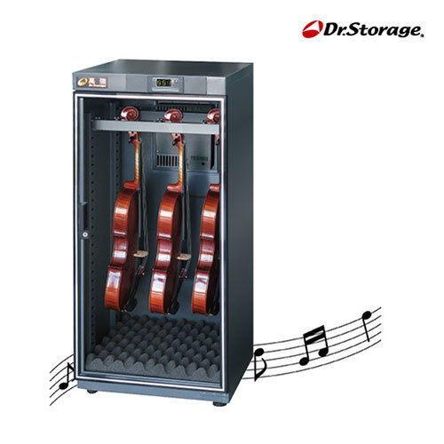 【NEW*新上市】Dr.Storage - 專業級小提琴專用防潮箱《C25-190M》