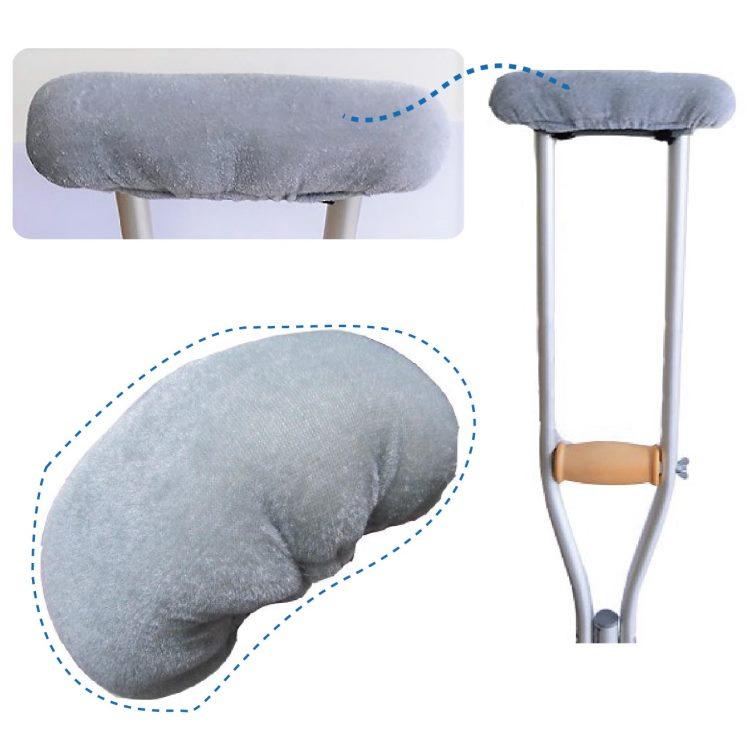 腋下墊緩衝套 - 腋下拐用 單個入[ZHCN1806]