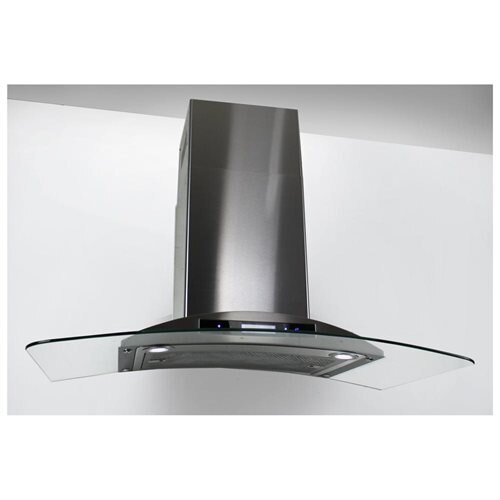 "AKDY New 30"" European Style Wall Mount Stainless Steel Range Hood Vent Touch Control AK-198KN 30"" 0"