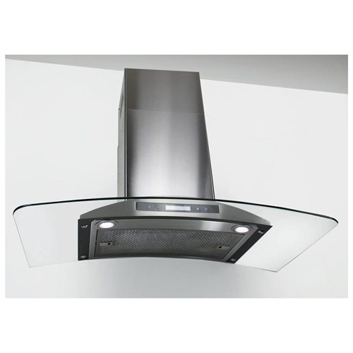 """AKDY New 36"""" European Style Wall Mount Stainless Steel Range Hood Vent Touch Control AK-198KN 36"""" 0"""