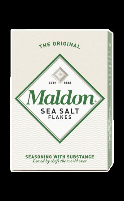 Maldon馬爾頓 天然海鹽(125g)
