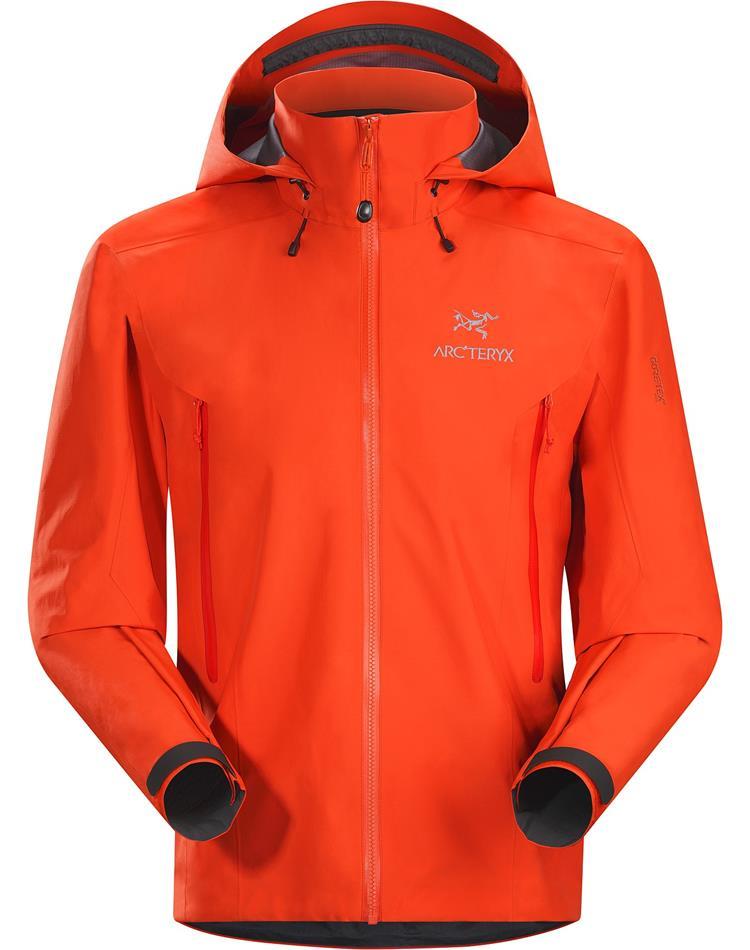 Arcteryx 始祖鳥 雨衣/健行/背包客/玉山 Beta AR 登山雨衣/風雨衣 專業款 12701 男 Gore Tex Pro 鮮紅 Arc\
