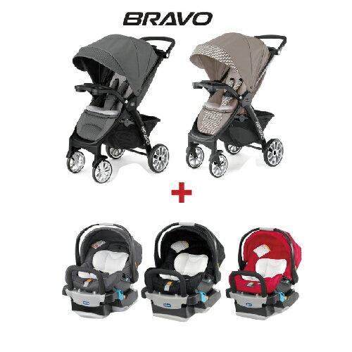 義大利【Chicco】Bravo 極致完美手推車限定版(可加購汽車安全座椅) 1
