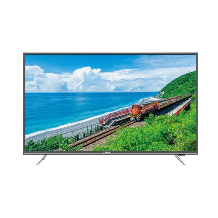 【領券95折無上限】SAMPO 聲寶 43吋4K HDR液晶電視 EM-43VT31A