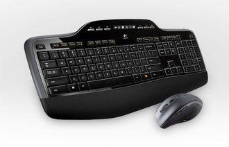 [過年促銷] 羅技 Logitech MK710 無線滑鼠鍵盤組  2.4GHz 通用接收器