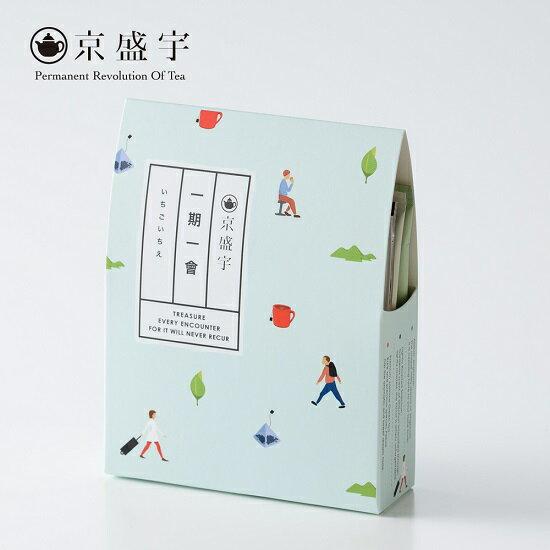 i2store:【京盛宇】原葉袋茶三入分享包
