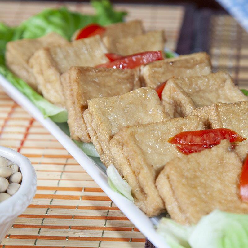 非基改豆腐: 油揚絹豆腐, 天然手作豆腐(320g) | 天然鹽滷製成