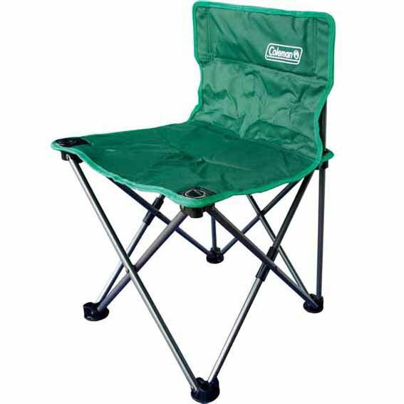 Coleman 草原綠吸震摺椅/CM-3101J 折疊椅|休閒|露營|戶外
