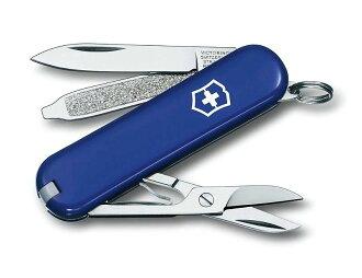 Victorinox Classic sd 瑞士刀 0.6223.2 藍 露營 登山 休閒 (原台中秀山莊)