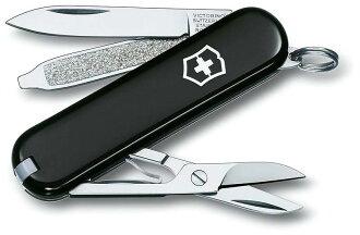 Victorinox Classic sd 瑞士刀 0.6223.3 黑 露營 登山 休閒 (原台中秀山莊)
