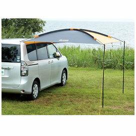 LOGOS 雙色 LINK 200 車邊RV帳 露營 野營 遮陽 天幕帳 遮陽帳 71801788