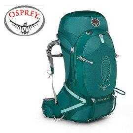 桃源戶外【美國 OSPREY】Aura AG? 50L 登山背包 025250『雨林綠』女版-S