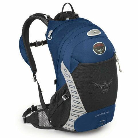 Osprey Escapist 20L 透氣休閒背包 海藍 032020 登山 旅遊 露營 (原台中秀山