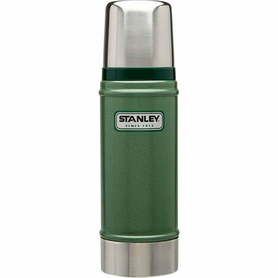 Stanley 16 oz 經典真空保溫瓶 錘紋綠 1228038 (原台中秀山莊)