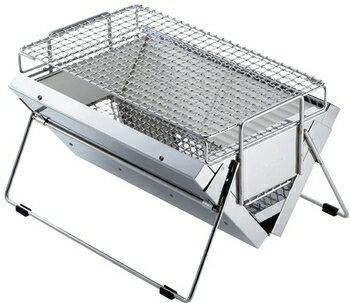 UNIFLAME 輕巧型不鏽鋼烤肉爐 (附收納袋) 615003 (原台中秀山莊)