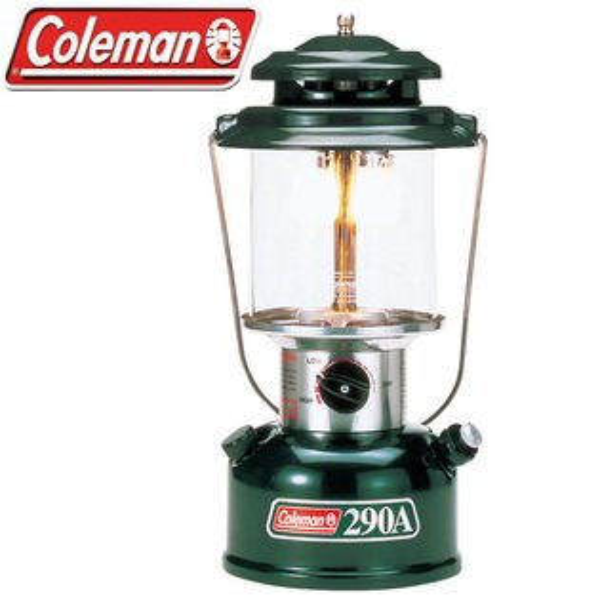 Coleman單燃油大雙汽化燈CM-0290J