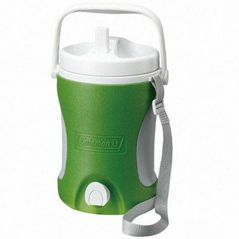 Coleman 保冷水壺 飲料桶3.8L 綠 CM0454