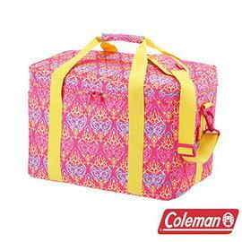Coleman 25L 紅葉圖騰保冷袋 CM-22229
