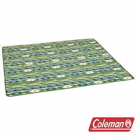 Coleman 地毯/300-綠 CM-23127.野餐墊.睡墊