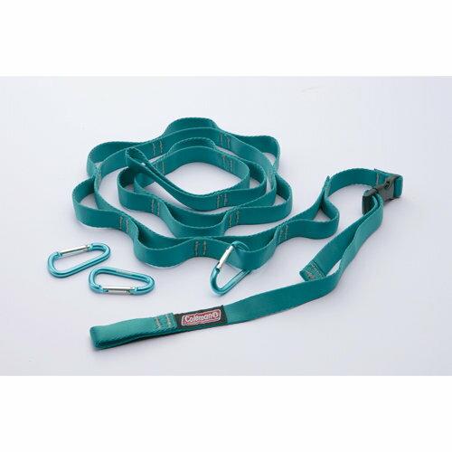 Coleman 掛物織帶環 水藍 CM6952J