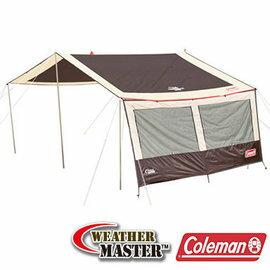桃源戶外 Coleman 氣候達人 可套接式方形天幕邊布 CM-2862J 露營 帳篷