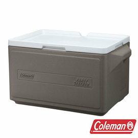 桃源戶外 Coleman 31L 置物型冰桶 CM1332J 灰